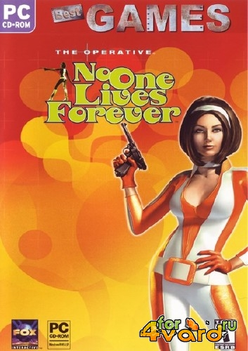 No One Lives Forever Anthology (2000-2003/Rus/Eng/PC) Repack by R.G. Catalyst