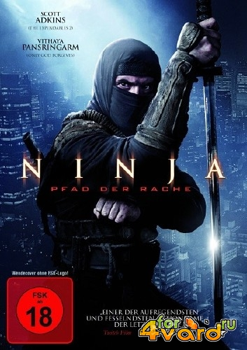 Ниндзя 2 / Ninja: Shadow of a Tear (2013) HDRip