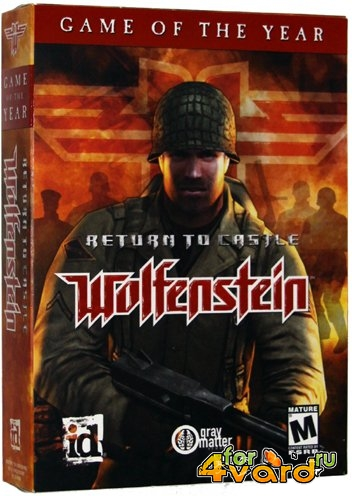 Return to Castle Wolfenstein - Game of the Year Edition (2001/RUS/ENG/Фаргус/PC)