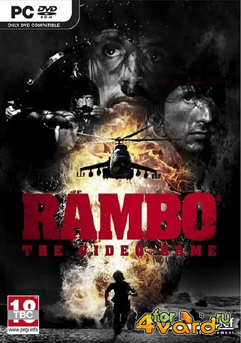 Rambo: The Video Game (2014) ENG/RePack by R.G. Механики