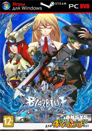 BlazBlue Calamity Trigger - Steam Edition (2014/ENG/MULTi8/RePack by Let'sРlay/PC)