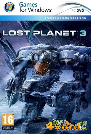 Lost Planet 3 v.1.0.10246.0 + All DLC (2013/RUS/ENG/Repack by R.G. Механики)