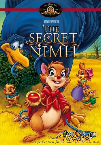 Секрет Н.И.М.Х. / Секрет Крыс / The Secret of NIMH (1982) BDRip