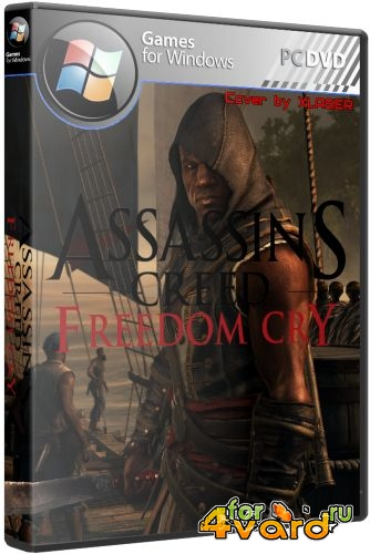 Assassin's Creed - Freedom Cry (v.1.0) (2014/Rus/Eng/PC) RePack by XLASER