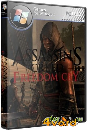 Assassin's Creed - Freedom Cry (2014/RUS/ENG/RePack by XLASER)