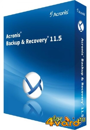 Acronis Backup 11.5 Build 38573 Portable by Dilan