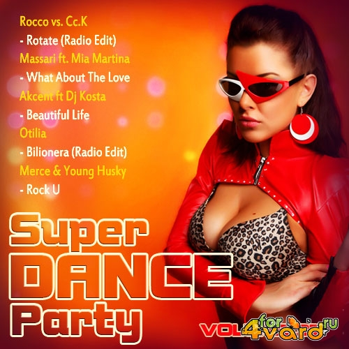 Super Dance Party vol. 37 (2014)