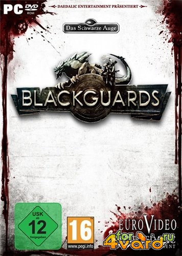 Blackguards (2013/RUS/ENG/PC) Repack by Let'sРlay