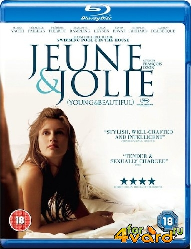Молода и прекрасна / Jeune & Jolie / Young & Beautiful (2013/ BDRip-AVC /2.63 GB)