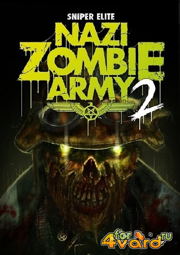 Sniper Elite: Nazi Zombie Army 2 v1.2 (2013/Rus/Eng/MULTi7/PC) Steam-Rip от R.G. GameWorks