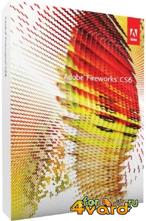 Adobe Fireworks CS6 v.12.0.1 Update 1 by m0nkrus (RUS/ENG)