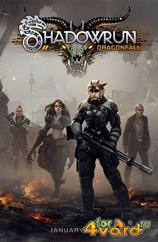 Shadowrun Dragonfall (2014/PC/Rus|Eng) | RELOADED