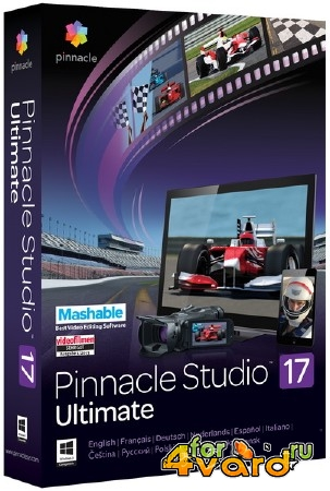 Pinnacle Studio Ultimate 17.3.0.280