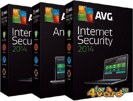 AVG AntiVirus | Premium Security | Business Edition 2014 14.0.4354 Final (ML|RUS)