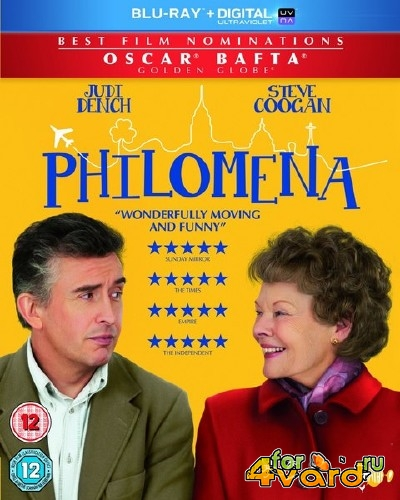Филомена / Philomena (2013) HDRip/BDRip 720p