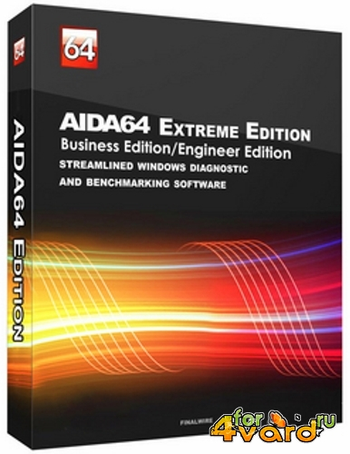 AIDA64 Extreme/Engineer/Business Edition 4.30.2900 Final 2014 (RU/ML)