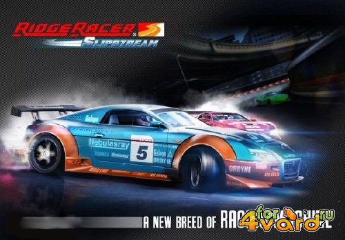 RIDGE RACER SLIPSTREAM 1.0.19 MOD MONEY (ANDROID)