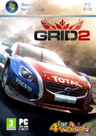 GRID 2 v.1.0.85.8679 + All DLC (2013/RUS/ENG/Repack by R.G. Механики)