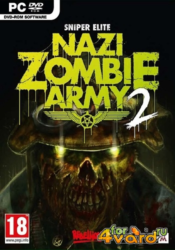 Sniper Elite: Nazi Zombie Army 2 (2013/PC/Rus|Eng) Steam-Rip by R.G. Игроманы