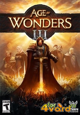 Age Of Wonders 3: Deluxe Edition.v 1.0.10997 (2014/RUS/ENG/Repack by Fenixx)