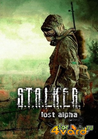S.T.A.L.K.E.R.: Shadow of Chernobyl - LOST ALPHA (2014/RUS/ENG/DEMO/RePack by SeregA-Lus)