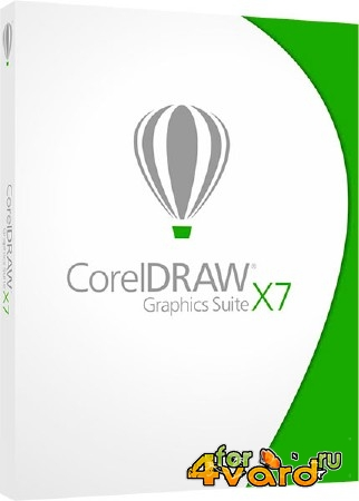 CorelDRAW X7 Portable by Kriks 17.0.0.491 (2014/RUS)