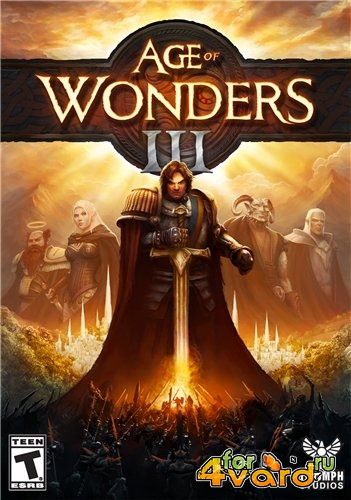 Age of Wonders III Deluxe Edition (RUS/ENG/2014/RePack/PC)