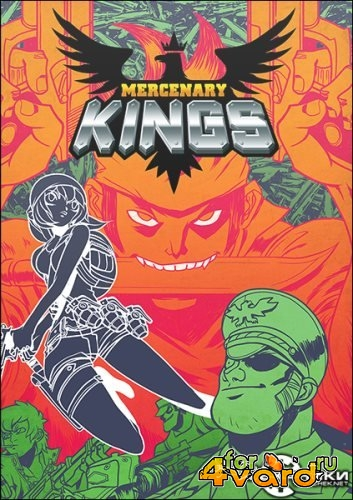 Mercenary Kings (ENG/2014/Steam/PC) RePack by R.G. Механики