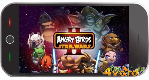 ANGRY BIRDS STAR WARS II PREMIUM 1.4.0 (ANDROID)