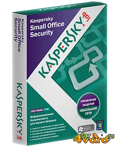 Kaspersky Small Office Security 3 (2014RUS)