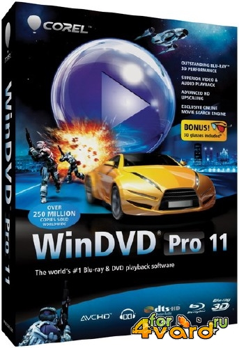 Corel WinDVD Pro 11.6.1.13 Final