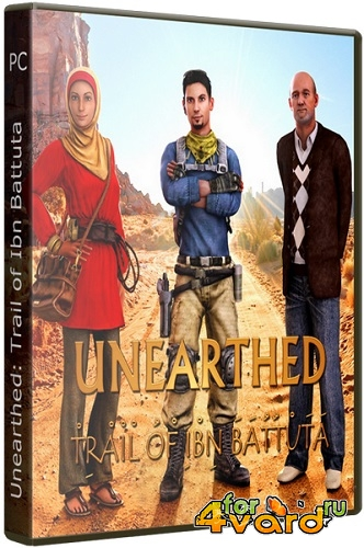 Unearthed: Trail of Ibn Battuta Episode 1 - Gold Edition (2014/PC/Rus) RePack by ThreeZ