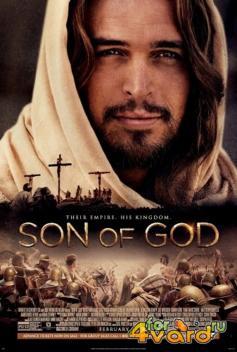 Сын Божий / Son of God (2014) WEBRip