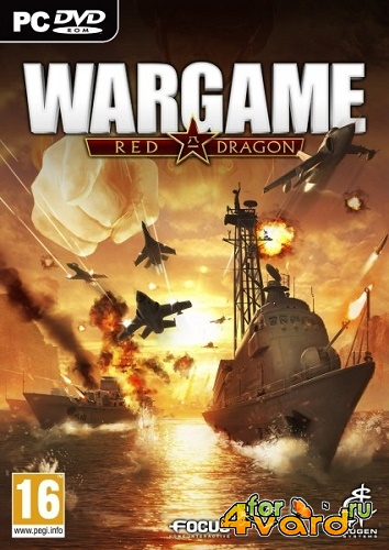 Wargame: Red Dragon (2014/RusEngMulti8/PC) L