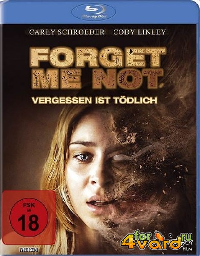 Незабудка / Forget Me Not (2009) Blu-Ray Remux 1080p