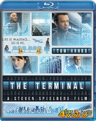 Терминал / The Terminal (2004) BDRip-AVC