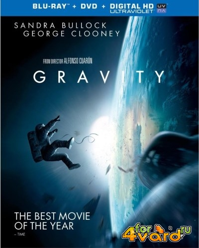 Гравитация / Gravity (2013) BDRip-AVC