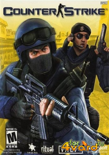 Counter-Strike 1.6 с ботами (RUS/ENG/2012/PC)