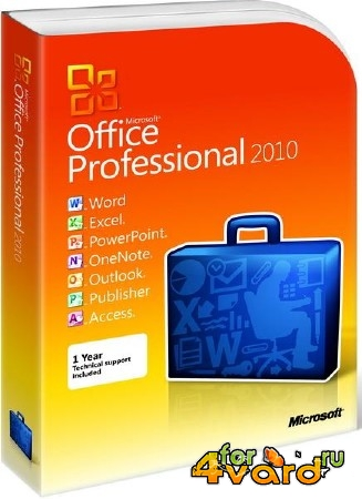 Microsoft Office 2010 Pro Plus + Visio Premium + Project Pro + SharePoint Designer SP2 VL x86 RePack by SPecialiST v.14.5 (2014/RUS)