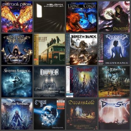 Heavy Metal Collections Vol. 10 (2018) FLAC