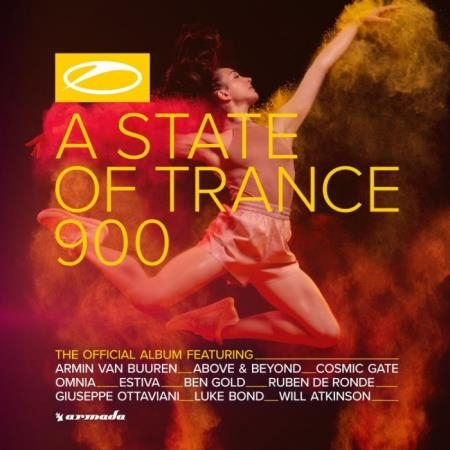 Armada Digital - A State Of Trance 900 (The Official Album) (2019)