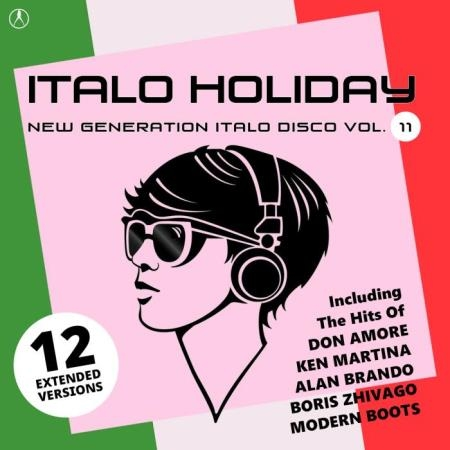 Italo Holiday, New Generation Italo Disco, Vol. 11  (2019)