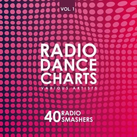 Radio Dance Charts, Vol. 1 (40 Radio Smashers) (2019)