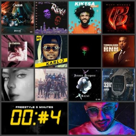 Electronic, Rap, Indie, R&B & Dance Music Collection Pack (2019-10-16)