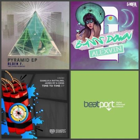 Beatport Music Releases Pack 1422 (2019)