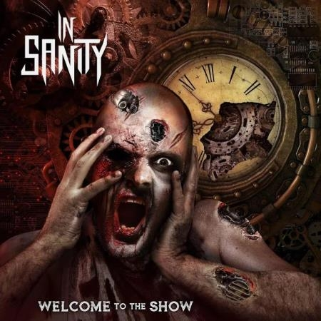 In Sanity - Welcome To The Show (2019)