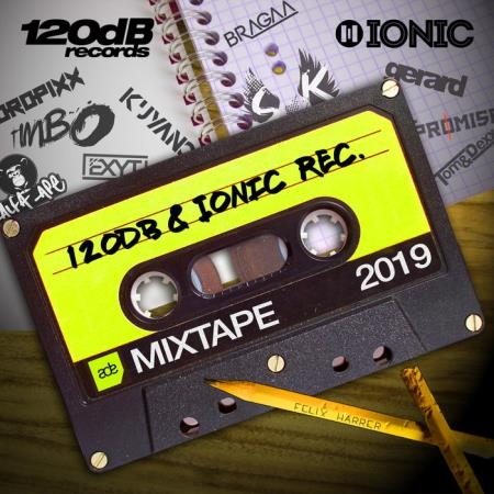 120dB & IONIC Records ADE Mixtape 2019 (2019)