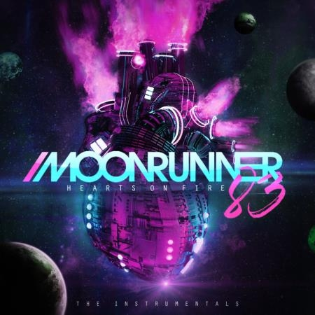 Moonrunner83 - Hearts On Fire (2019)