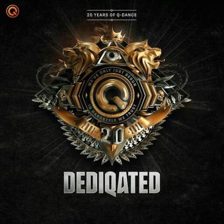 Q-Dance Compilations: DEDIQATED (20 Years Of Q-Dance) (2020)