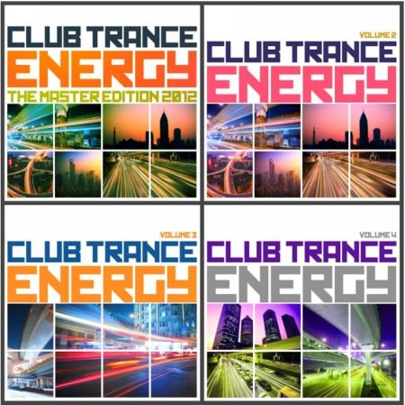 Club Trance Energy: The Master Edition Vol 1-4 (2012-2014)